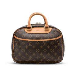 Louis Vuitton Monogram Trouville Bowler Boston Speedy 860762