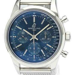 Polished BREITLING Transocean Chronograph LTD Edition Mens Watch AB0151 BF519309