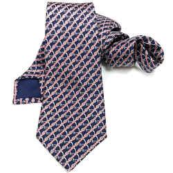 Hermes Silk Necktie 7020 TA Classic