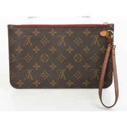 Louis Vuitton Monogram Neverfull Pochette MM