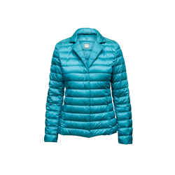 Teal Weekend Max Mara Puffer Jacket
