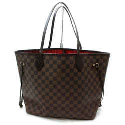 Louis Vuitton Damier Ebene Neverfull MM Tote 860645