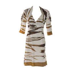 Zebrine dress