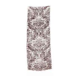 Loro Piana Printed Cashmere Silk Scarf