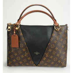 Louis Vuitton V Tote MM Monogram