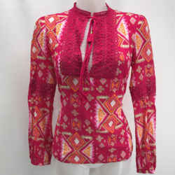 Tory Burch Pink Tunic 4
