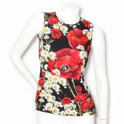 D&g Floral Print Tank Top