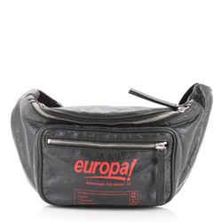 Explorer Belt Bag Printed Leather Medium