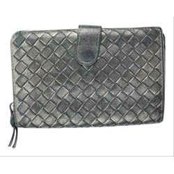Bottega Woven Bifold Wallet 48BVA1025
