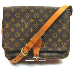 Louis Vuitton Ultra Vintage Monogram Cartouchiere GM Crossbody Bag 861758