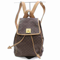 Celine  Monogram Macadam Backpack 867250