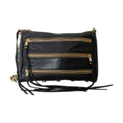 Rebecca Minkoff Medium Leather Zipper Crossbody Bag