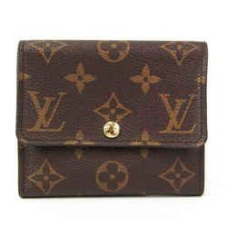 Louis Vuitton Monogram Portofeuil Anais M60402 Unisex Monogram Wallet ( BF527213