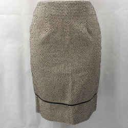 Fendi Black Pencil Skirt 4