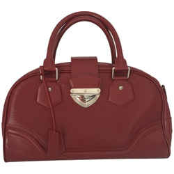 Louis Vuitton Red Epi Bag