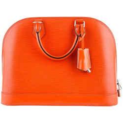 Louis Vuitton Piment Epi Leather Alma PM Bag