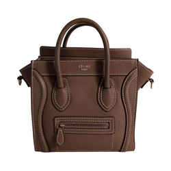 Celine Nano Luggage Tote Bag