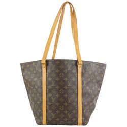 Louis Vuitton Monogram Sac Shopping Tote Bag 556lvs614