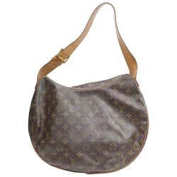 Louis Vuitton Rare Large Monogram Croissaint GM Hobo  Bag 858664