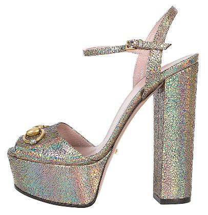 Gucci Platform Sandals - New