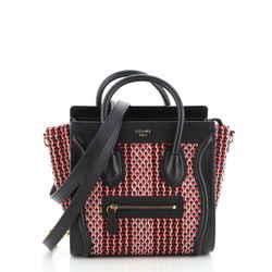 Luggage Bag Tweed Nano
