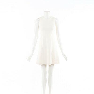 The Row Dress Cream Sleeveless Mini SZ S