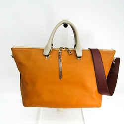 Chloe Baylee 3S0168-882 Women's Leather Handbag,Shoulder Bag Brown,Cam BF516668