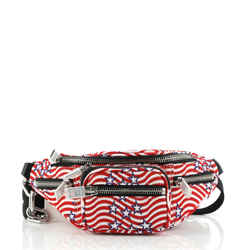 Attica Waist Bag Monogram Nylon