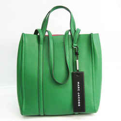 Marc Jacobs The Tag Tote 27 M0014489 Women's Leather Handbag,Tote Bag G BF532423