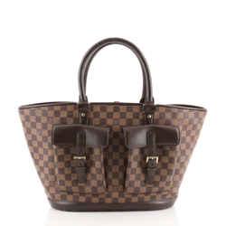 Manosque Handbag Damier GM