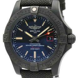 BREITLING Avenger Black Bird 44 Titanium Automatic Mens Watch V17311 BF519508