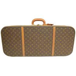 Authentic Louis Vuitton Valise Racket Case Vintage Monogram Signature Logo Travel Bag