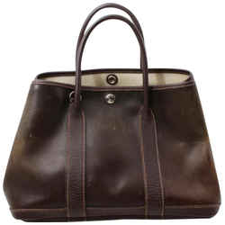 Hermes Small Amazonia Leather Garden Party Tote Bag 861905