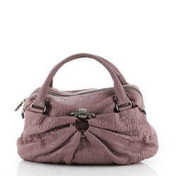 Kimberly Satchel Leather