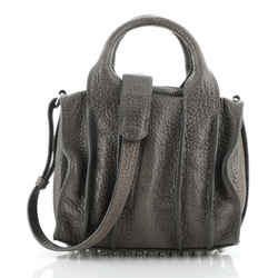 Rockie Satchel Leather