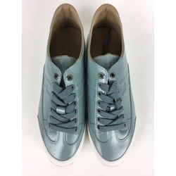 Hermes Bleu Ciel Blanc Goal Epson Sport Woman Sneakers