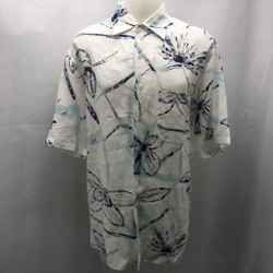 Ermenegildo Zegna White Men's Short Sleeve XXL