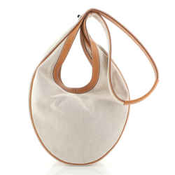 Sac Luco Bag Canvas with Leather
