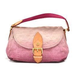 Louis Vuitton Sunray Rouge Monogram Denim Shoulder Bag - 2010 Limited Ed LT364