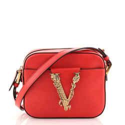 Virtus Crossbody Bag Leather