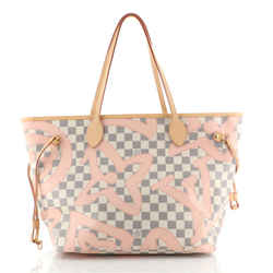 Neverfull NM Tote Limited Edition Damier Tahitienne MM