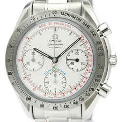 Polished OMEGA Speedmaster Stainless Steel Automatic Mens Watch 3538.30 BF516830