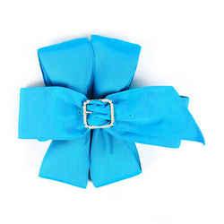 Alexis Mabille Belt Noeud Blue Bow SZ S