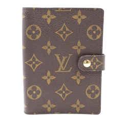 Louis Vuitton Ring Agenda Pm Monogram Wallet