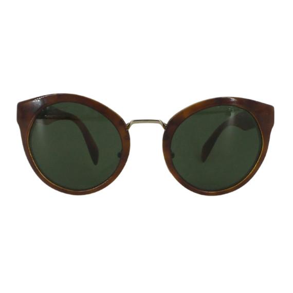 Prada<br>Brown Sunglasses
