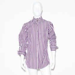 Vivienne Westwood White Stripe Button Down
