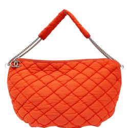 CHANEL Sac Divers Soft Shoulder Bag Red