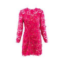 3d Lily Mini Dress