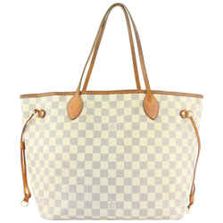 Louis Vuitton Damier Azur Neverfull MM Tote bag 120lvs429