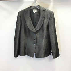 Women's Armani Collezioni Houndstooth Jacket. Size 14